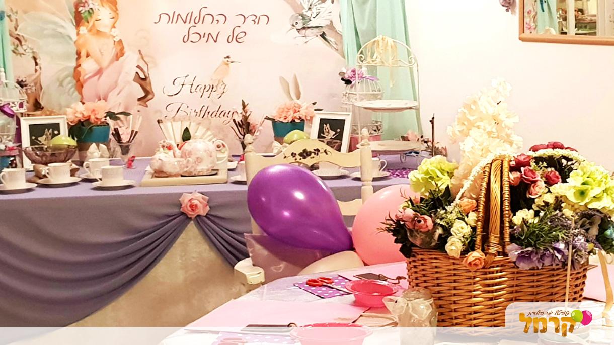 חדר החלומות של מיכל - 073-7027570