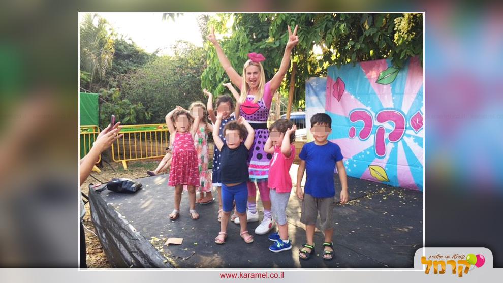מיקה כוכבת הילדים - 073-7582054