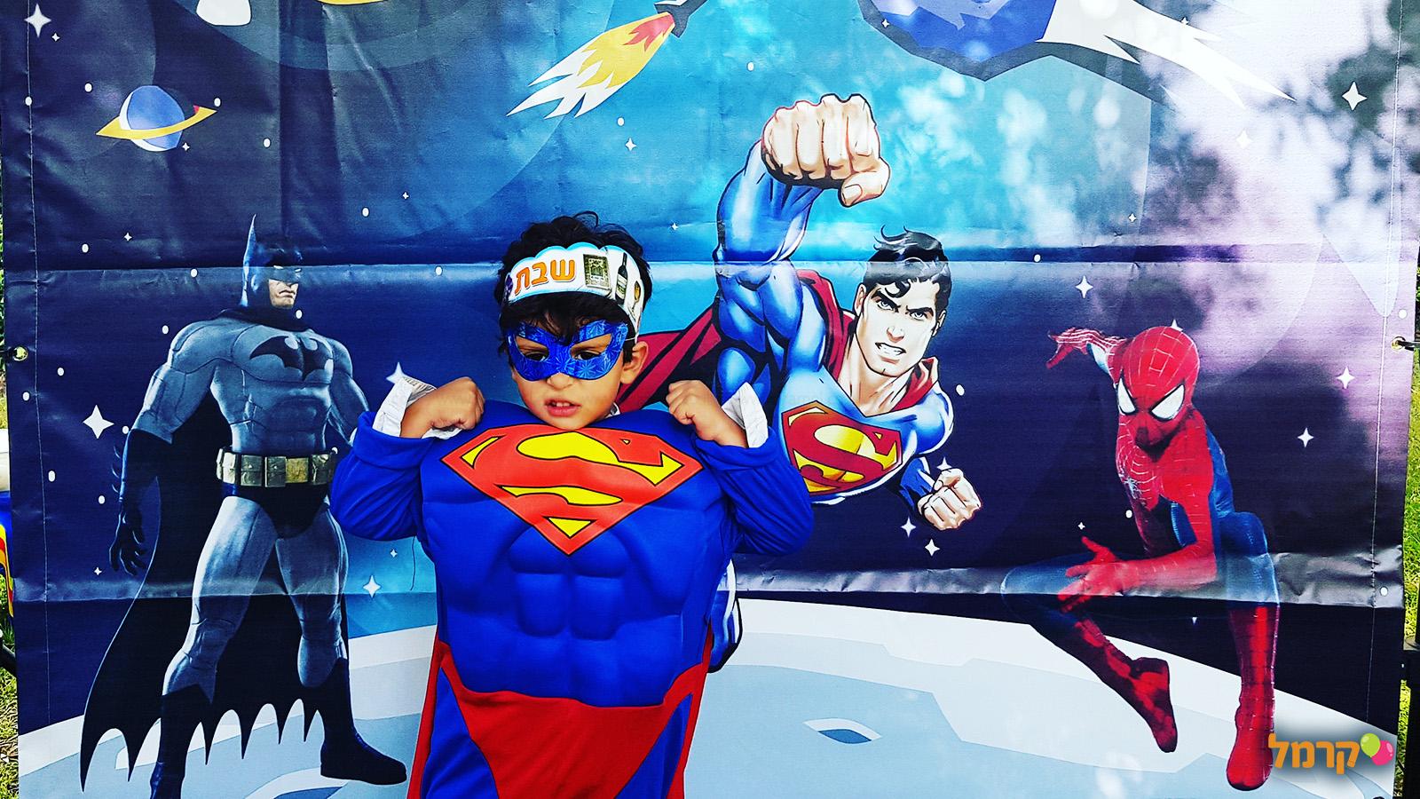 גיבורי העל מצילים את הגלקסיה - 073-7596320