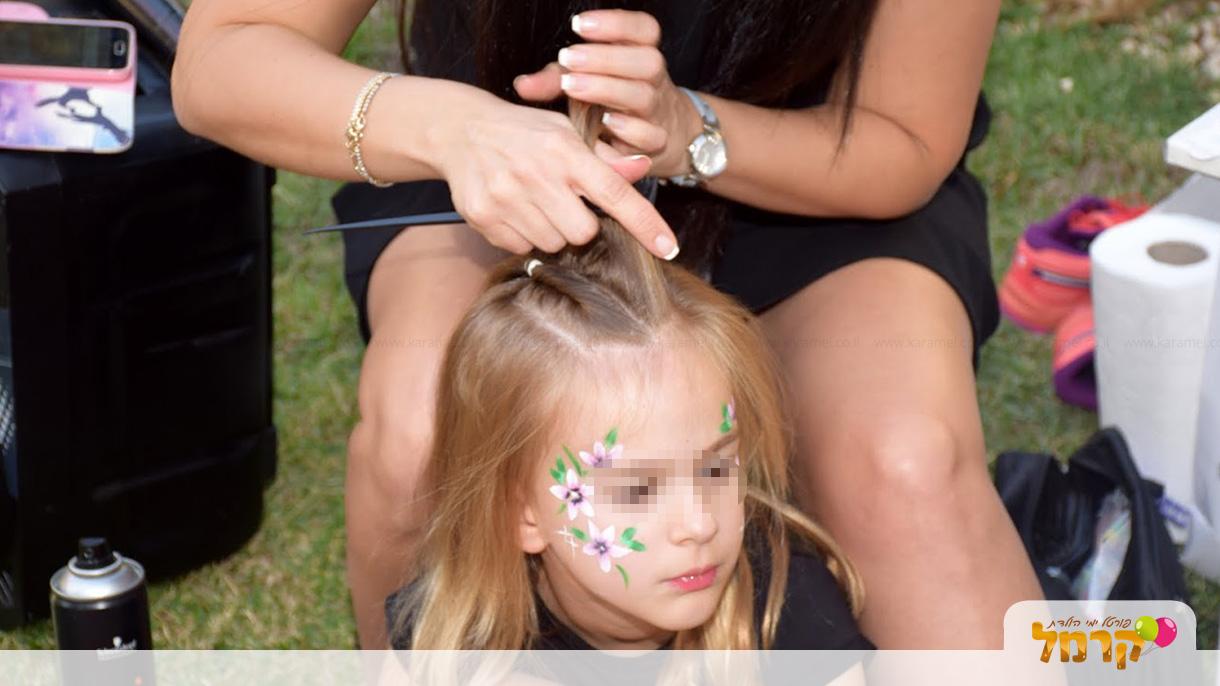 מעצבות שיער קטנות - 073-7027956