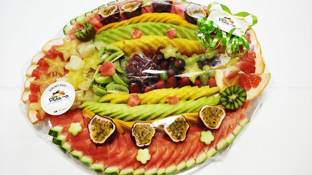 פרי בסטייל - בר פירות ומגשי אירוח - 073-7758308
