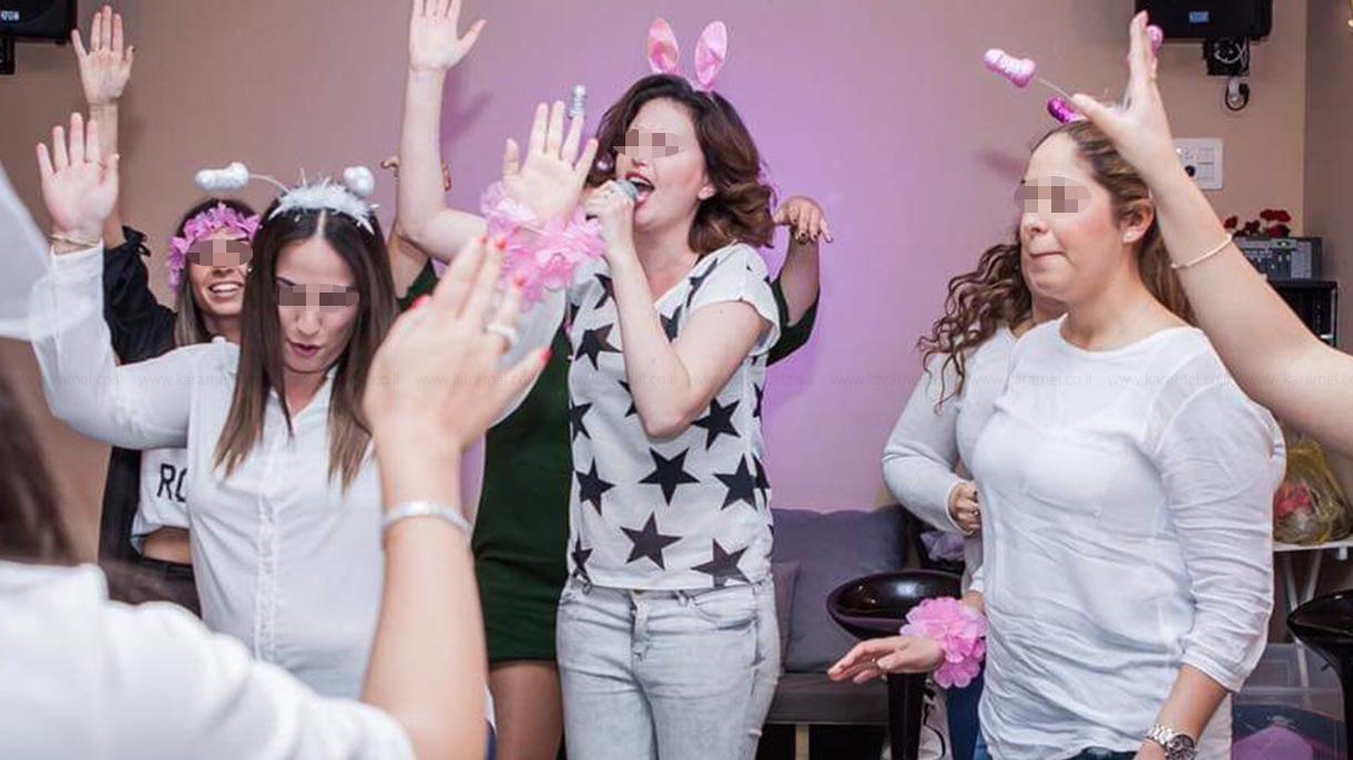 פוקסיה - המסיבה לרווקות - 073-7026234
