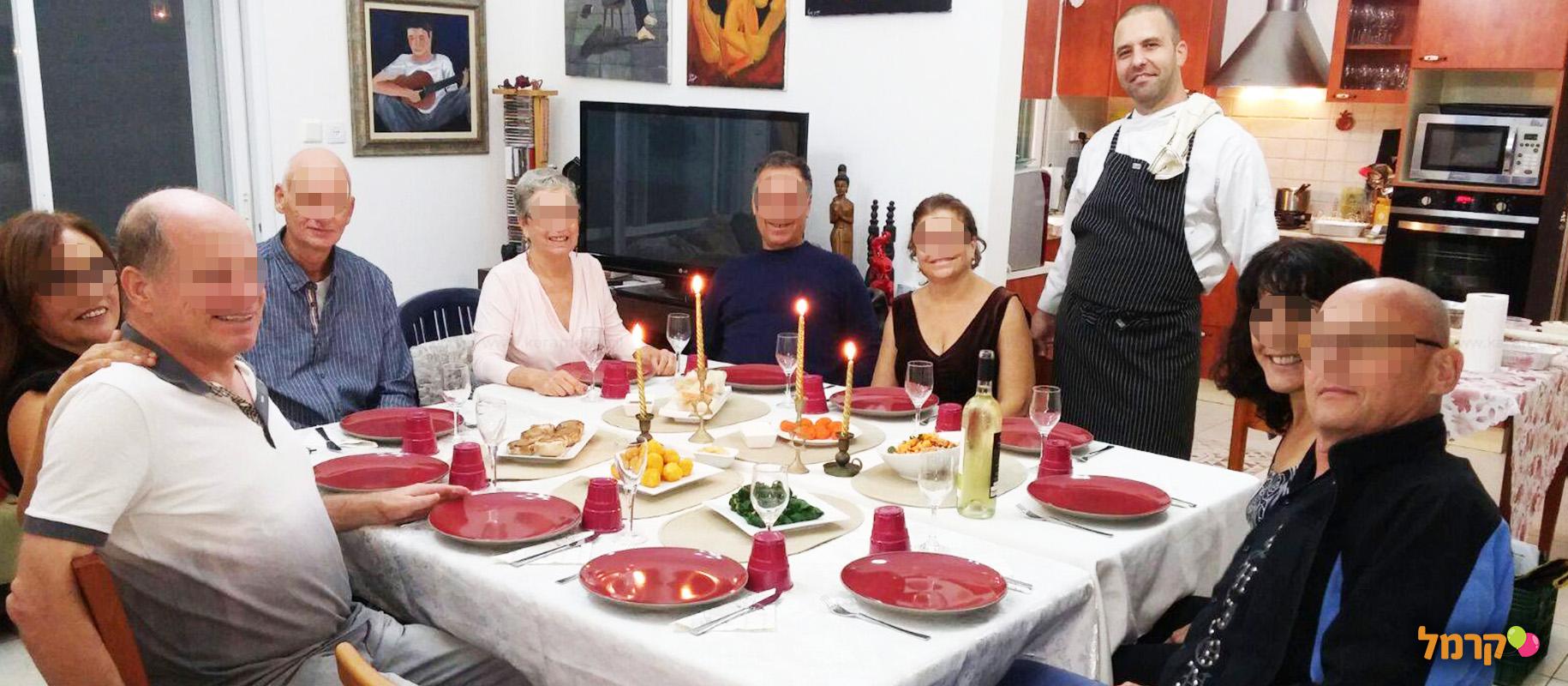 שירת הסירים עם השף ירון חן - 073-7026782