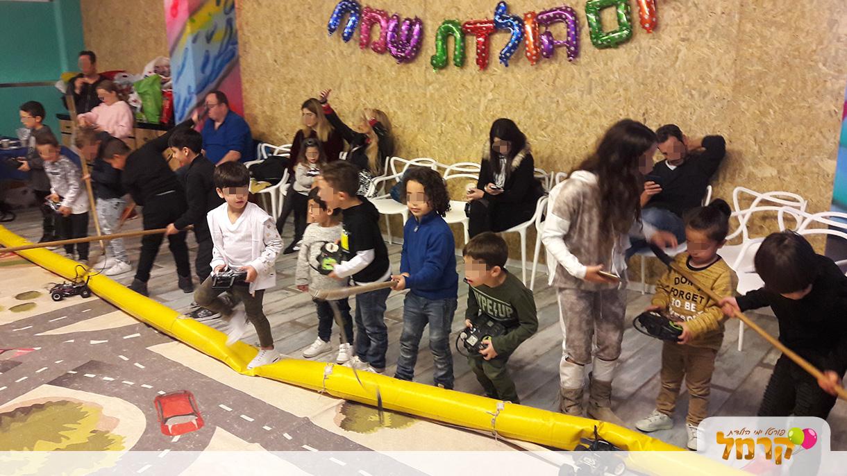 הפעלה מוטורית לילדים - אוטו ספיד - 073-7576464