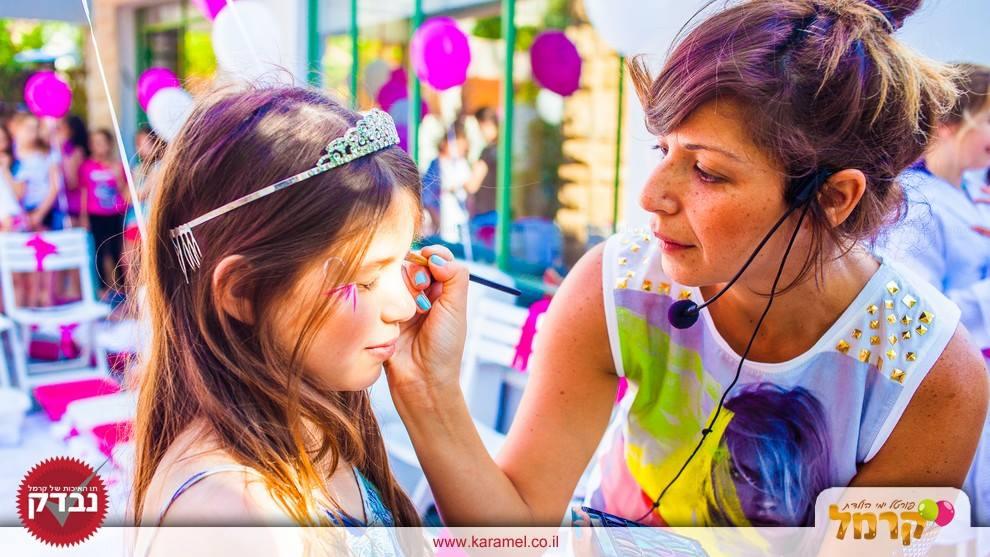 בנות חוגגות בסטייל אחר - 073-7585446