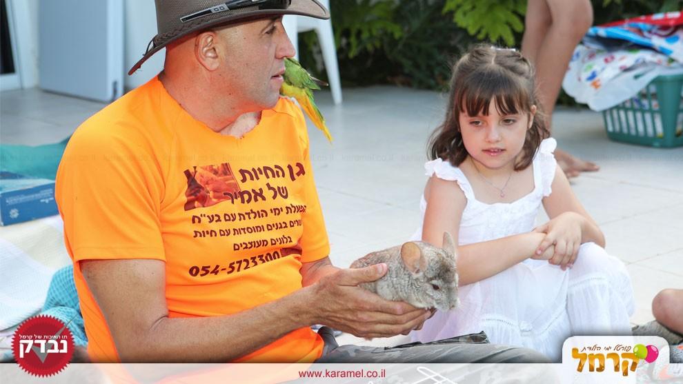 גן החיות של אמיר - 073-7581909